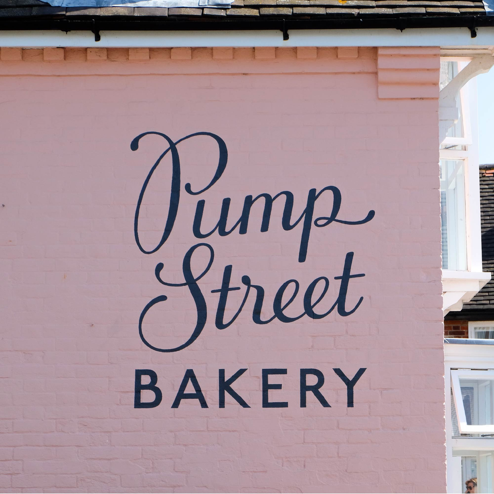 pump street bakery in orford